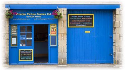 Frontier Picture Frames Ltd (UK)