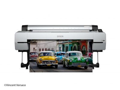 Epson Debuts New High-Performance 64-inch Fine Art Photographic Printer