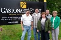 Gastonart & Frame, Inc. Northborough